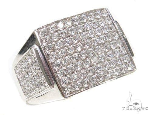 Prong Diamond Ring 39377 Stone