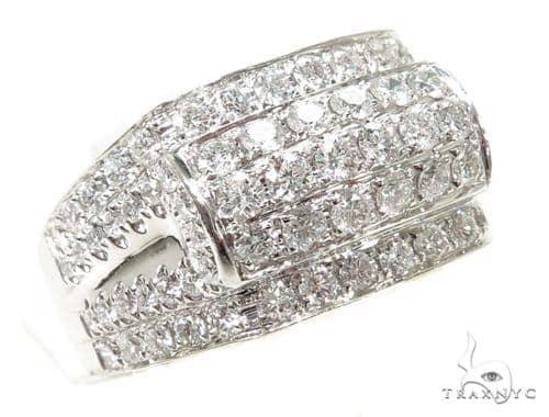 Prong Diamond Ring 39454 Stone