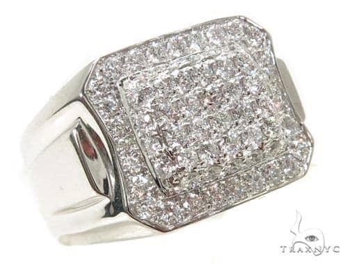 Prong Diamond Ring 39464 Stone