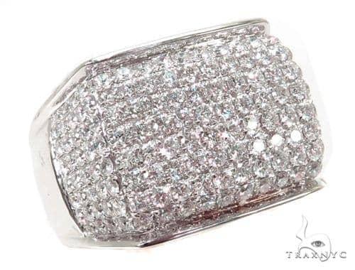 Prong Diamond Ring 39467 Stone