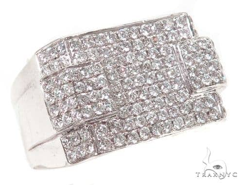Prong Diamond Ring 39470 Stone