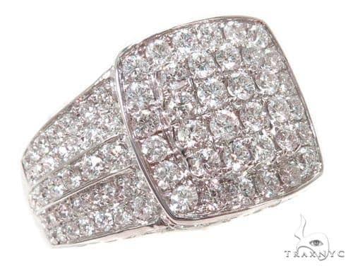 Prong Diamond Ring 39471 Stone