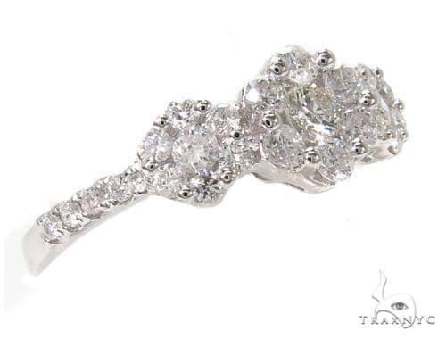Pronng Diamond Wedding Ring 39553 Engagement