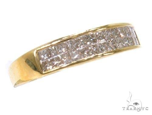 Invisible Diamond Ring 39575 Stone