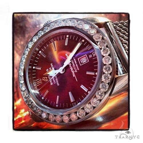Breitling Diamond Superocean Heritage Automatic Watch Breitling