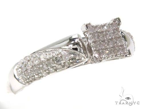 Prong Diamond Wedding Ring 39598 Engagement