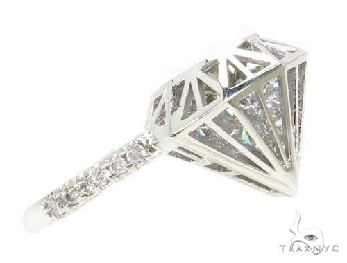 Prong Diamond Ring 39707 Anniversary/Fashion