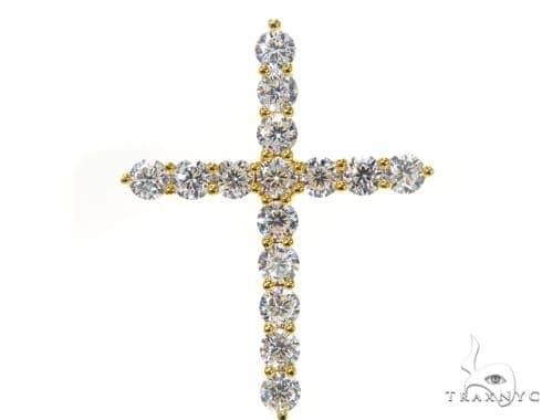 Silver Cross Crucifix 40301 Silver