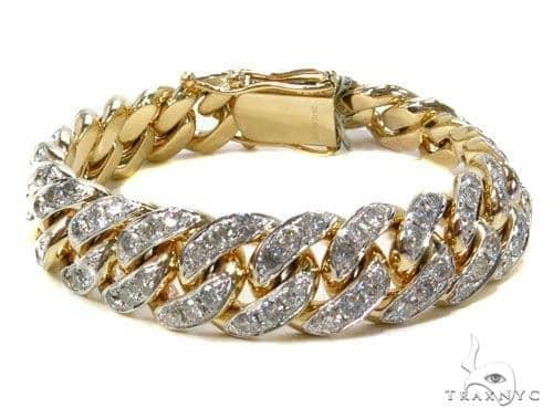 Prong Diamond Bracelet 40452 Diamond