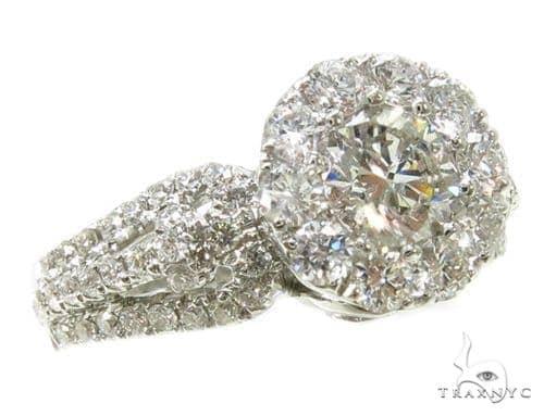 Prong Diamond Wedding Ring 40464 Engagement