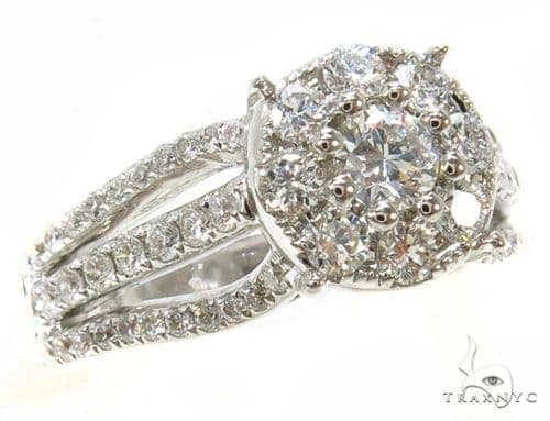 Prong Diamond Wedding Ring 40467 Engagement