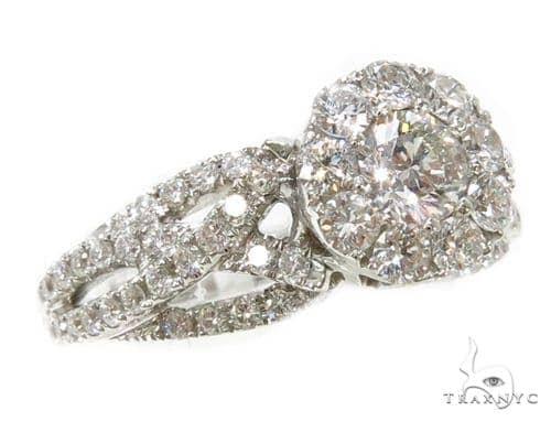 Prong Diamond Wedding Ring 40468 Engagement