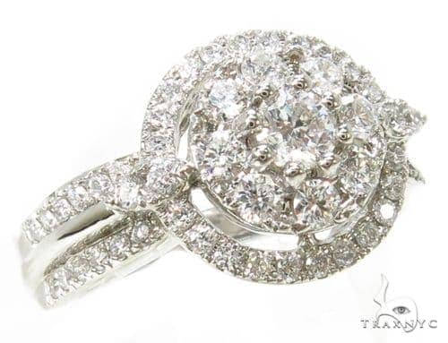 Prong Wedding Diamond Ring 40471 Engagement