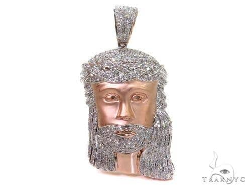 Prong Diamond Jesus Piece 40563 Style
