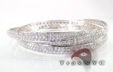 Serpent Bracelet Diamond