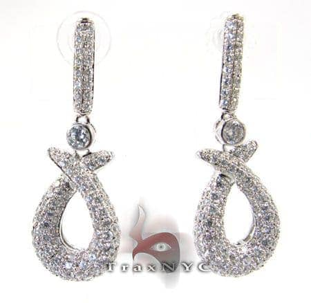 Tear Drop Earrings Hip Hop Earrings