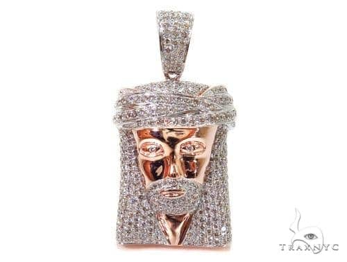 Prong Diamond Jesus Piece 40565 Style