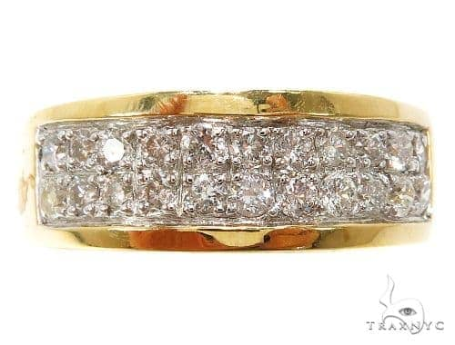 Prong Diamond Ring 39941 Wedding