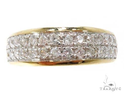 Prong Diamond Ring 39942 Wedding