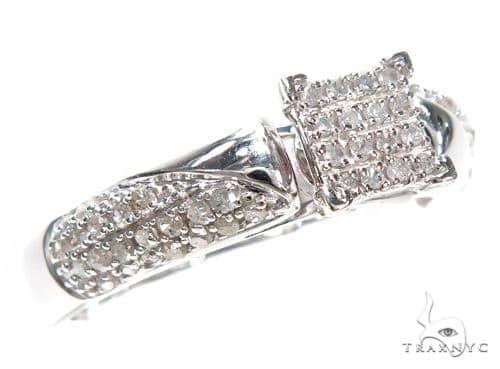 Prong Diamond Wedding Ring 40740 Engagement