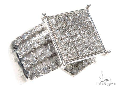 Micro-Pave Diamond  Wedding Ring 40480 Engagement