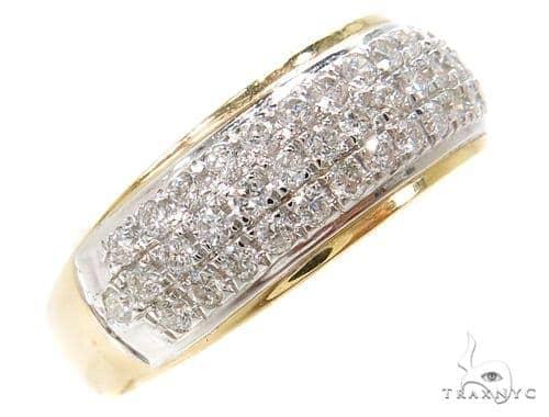Prong Diamond Ring 39943 Wedding
