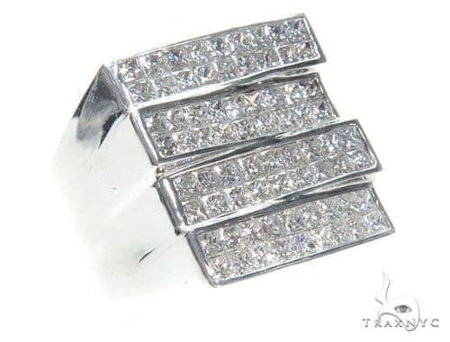 Invisible Diamond Ring 40803 Stone