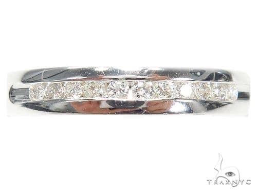 Channel Diamond Wedding Band 40617 Style