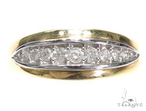 Prong Diamond Wedding Ring 41019 Wedding
