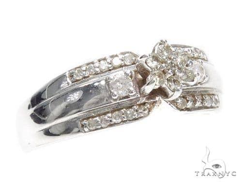 Prong Diamond Engagement Ring 41029 Engagement