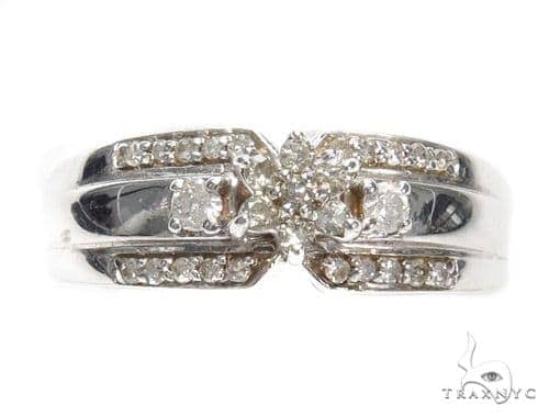 Prong Diamond Engagement Ring 41029 Engagement