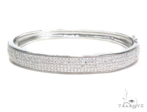 Sterling Silver Bracelet 41079 Silver & Stainless Steel