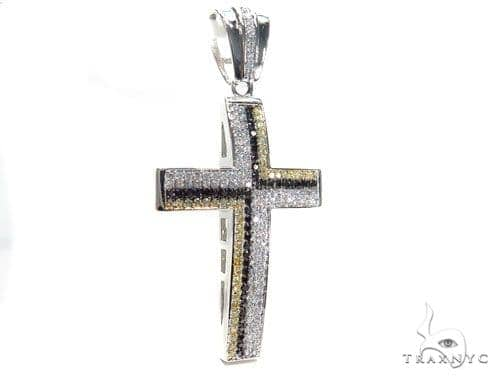 Silver Cross Crucifix 41098 Silver