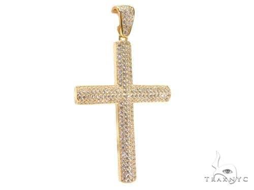 Silver Cross Crucifix 41141 Silver