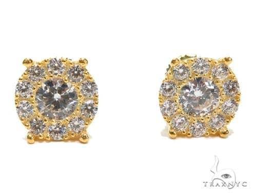 Sterling Silver Earrings 41274 Style