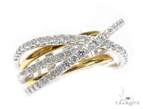 Prong Diamond Anniversary/Fashion Ring 41394 Anniversary/Fashion