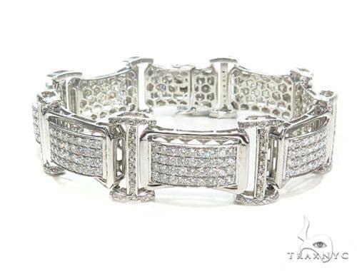 Prong Diamond Bracelet 41425 Diamond