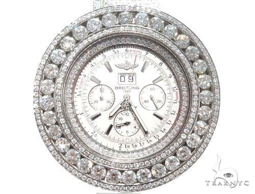 Breitling Bentley Special Edition Diamond Watch 41456 Breitling