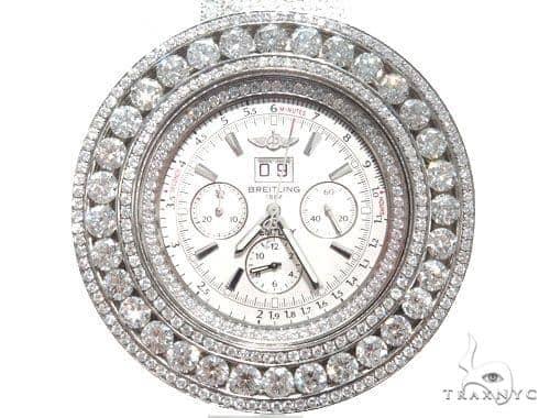 Breitling Bentley Special Edition Diamond Watch 41456 Breitling