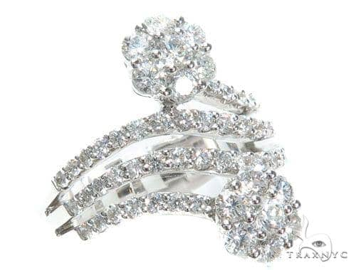 Prong Diamond Anniversary/Fashion Ring 41489 Anniversary/Fashion