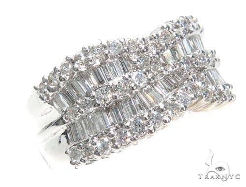 Prong Diamond Anniversary/Fashion Ring 41497 Anniversary/Fashion