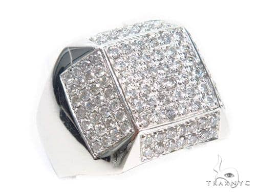 Prong Diamond Ring 41549 Stone