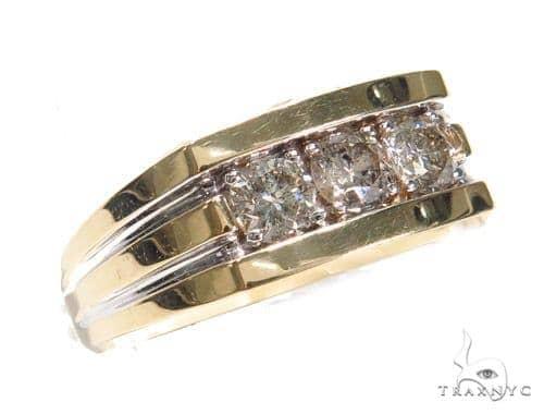 Prong Diamond Ring 41553 Stone
