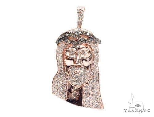 Prong Diamond Jesus Piece 41762 Style