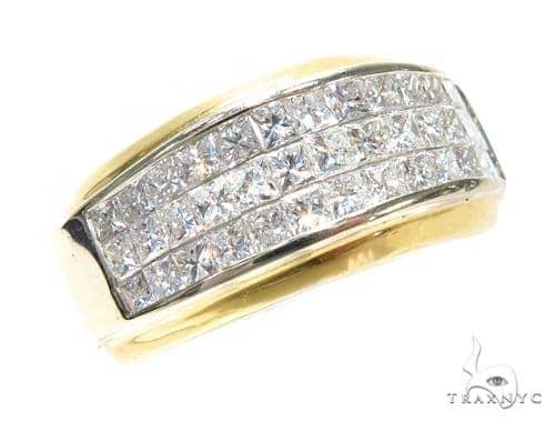 Invisible Diamond Anniversary/Fashion Ring 41828 Style