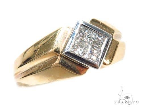 Invisible Diamond Ring 41825 Stone