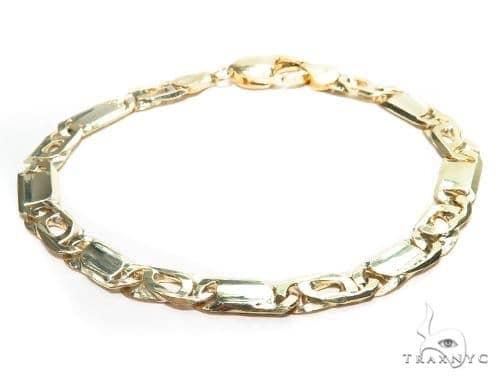 Tiger Eye Gold Bracelet 41930 Gold