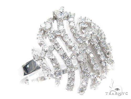 Prong Diamond Anniversary/Fashion Ring 42008 Anniversary/Fashion