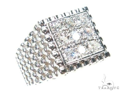Prong Diamond Ring 42024 Stone