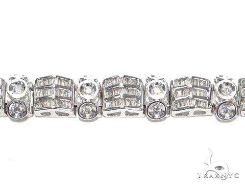 Channel Diamond Bracelet 42048 Diamond